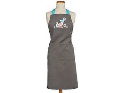 Butcher Style Adult Apron by MuKitchen, Fox Design