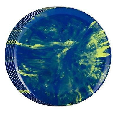 Zak! Designs Tie-Dye Dinner Plate 10-Inch Blue  sc 1 st  Not Your Mamau0027s Kitchen - Shopify & Zak! Designs Tie-Dye Dinner Plate 10-Inch Blue u2013 Not Your Mamau0027s ...