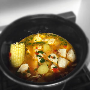 Tilapia Mexican Style Stew Recipe