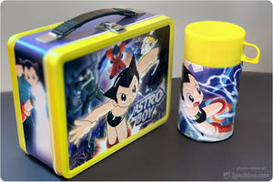 Astro Boy Lunch Box with Thermos Bottle