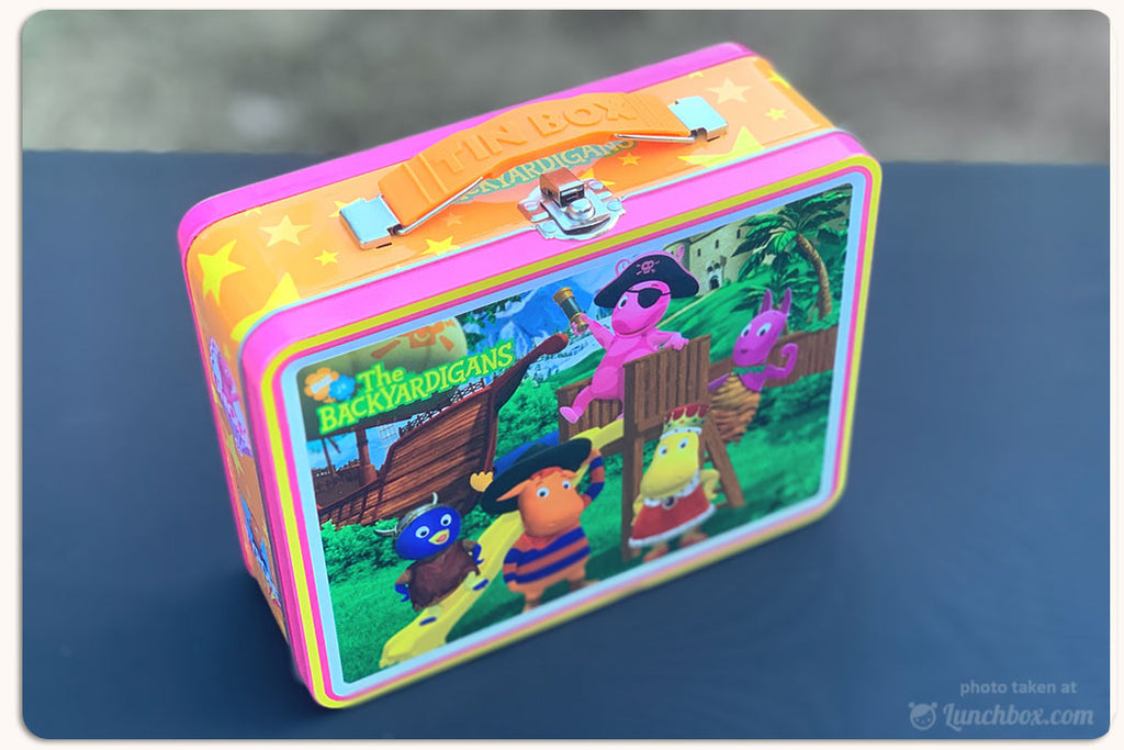 The Backyardigans Lunch Box