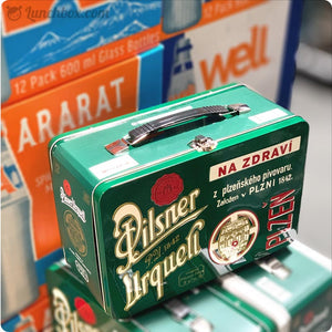 Pilsner Urquell Lunch Box