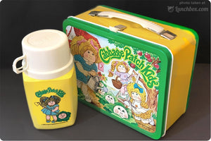 Cabbage Patch Kids Lunch Box