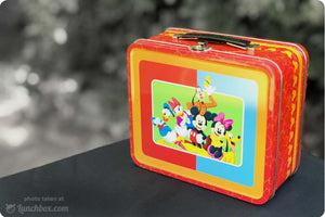 Disney Metal Lunch Box