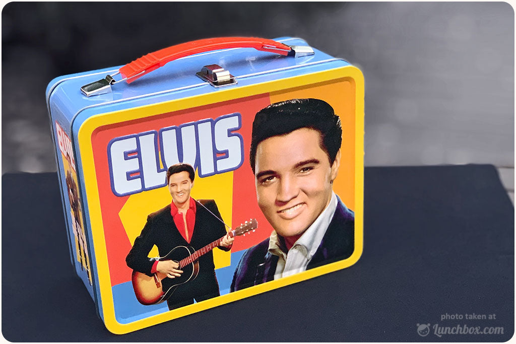 Elvis Presley Lunch Box