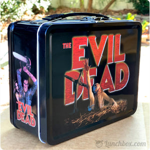 The Evil Dead Lunch Box