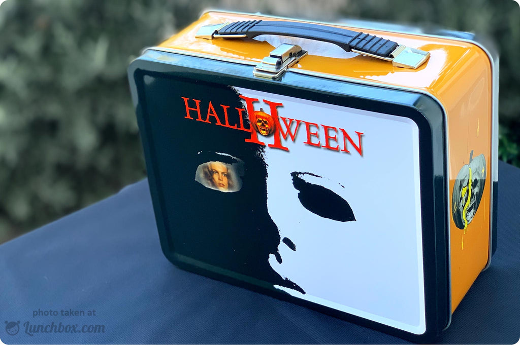 Halloween Lunch Box