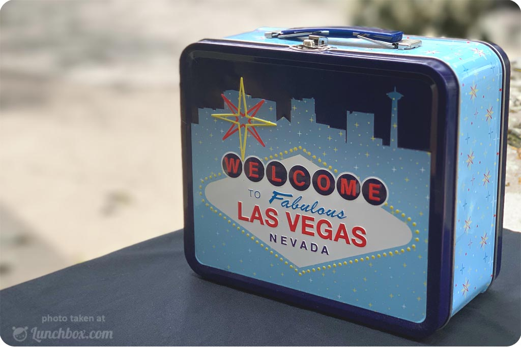Las Vegas Lunch Box