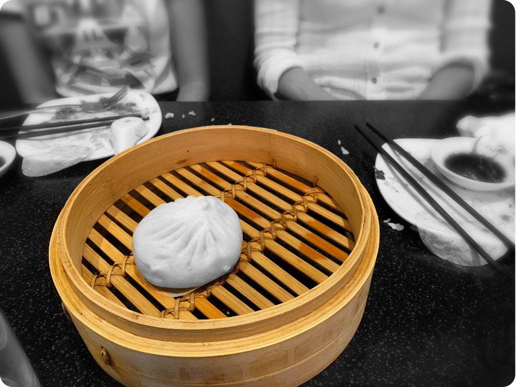The Lonely Pork Dumpling