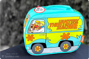 Scooby Doo Lunch Box