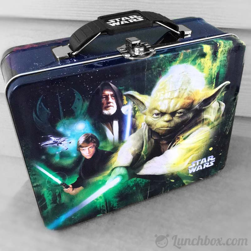 Embossed Metal Star Wars Lunch Box
