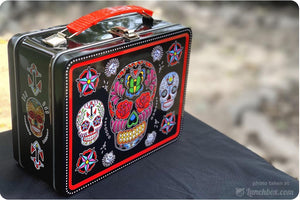 Sugar Skull Lunch Box