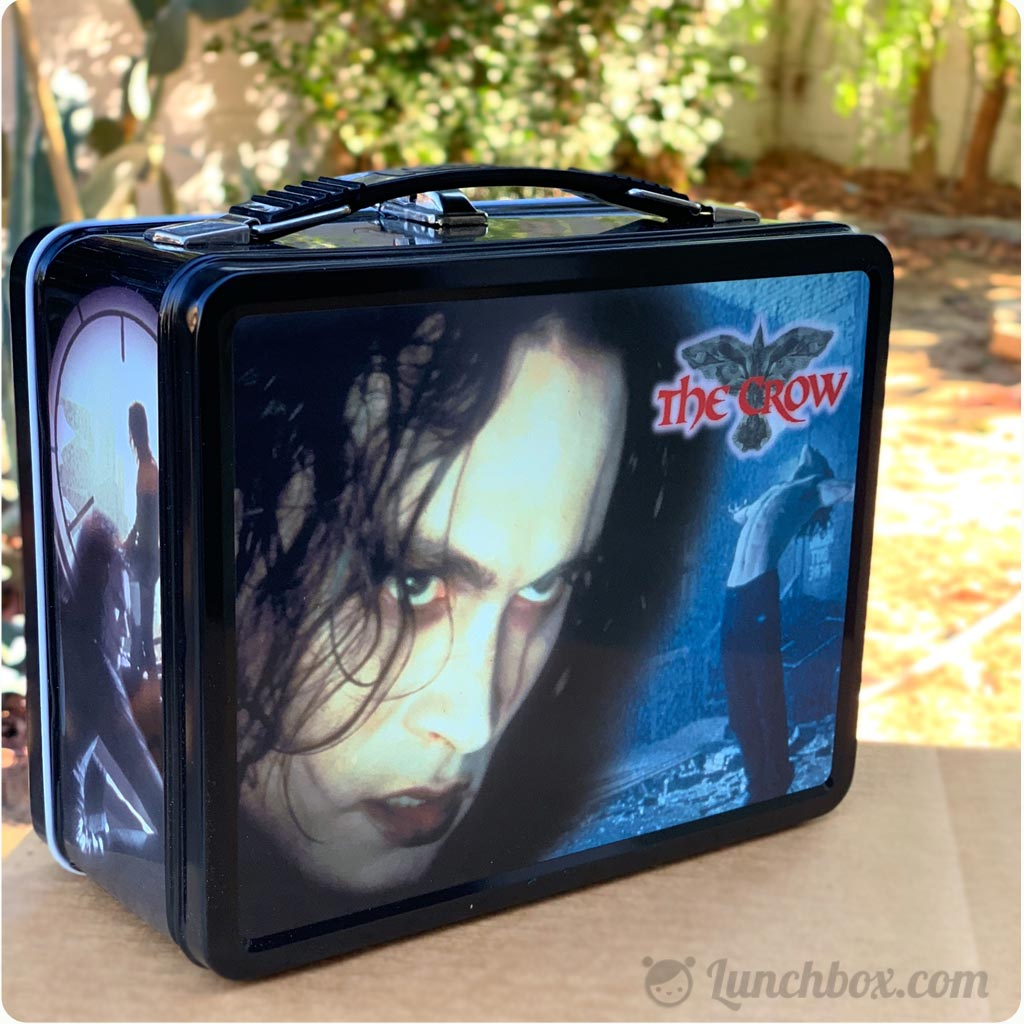The Crow Lunch Box