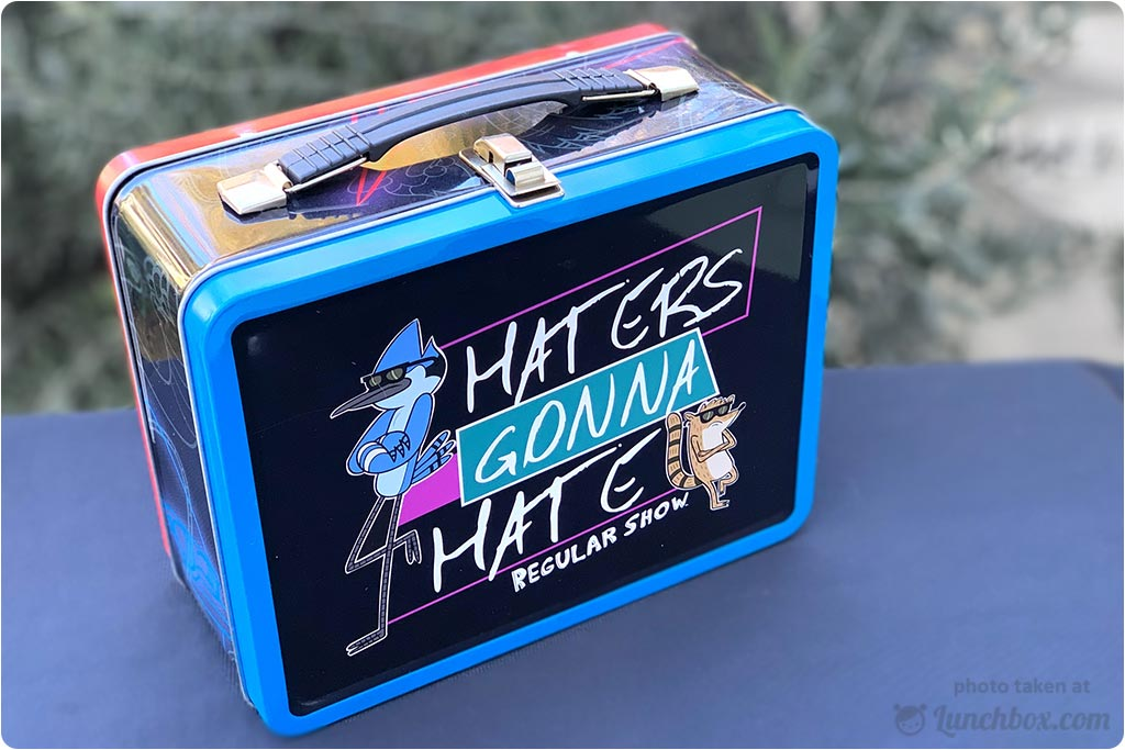 The Regular Show Lunch Box