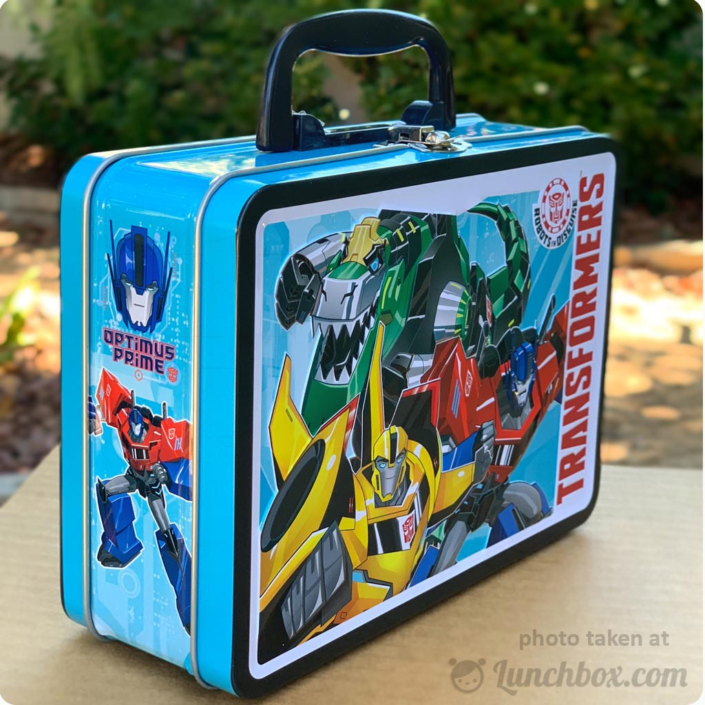 The Transformers Lunch Box