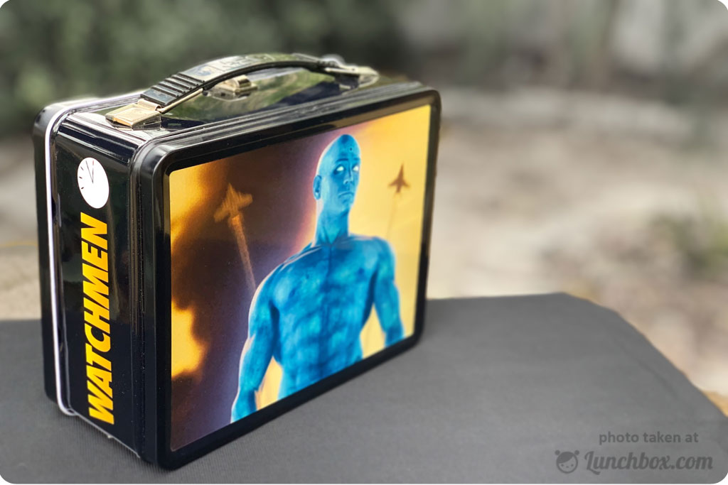 Watchmen Metal Lunch Box