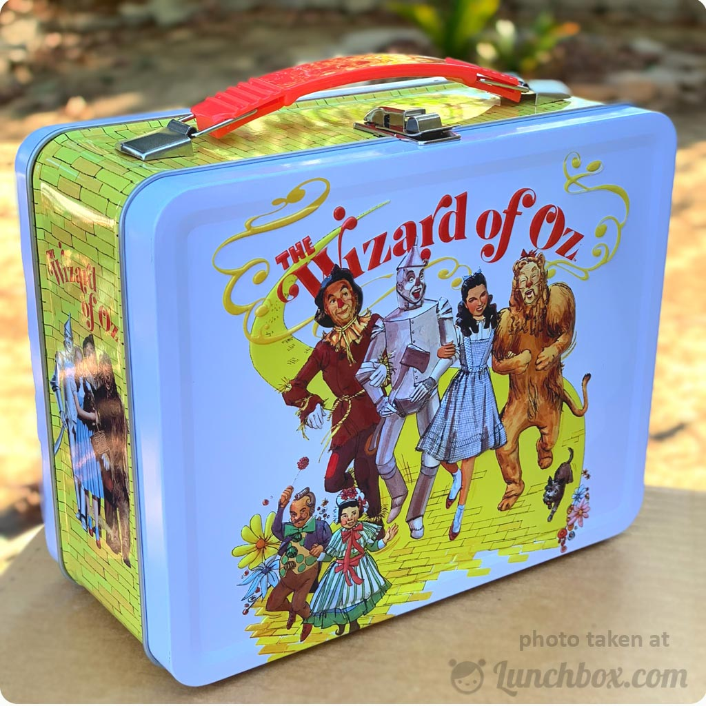 The Wizard of Oz Lunch Box