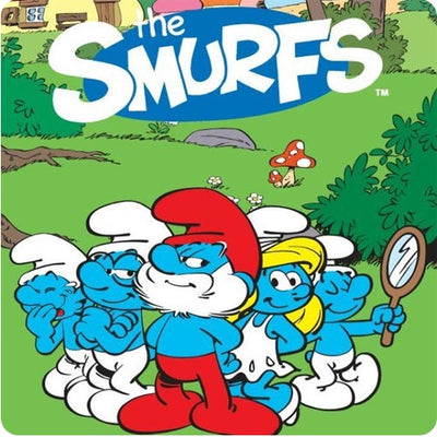 The Smurfs Lunch Boxes