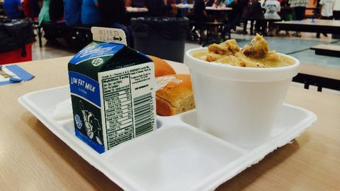 School Lunch Nutrition Changing For The Better