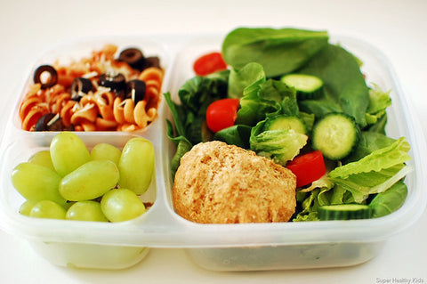 How to Take an Easy, Healthy Lunch to Work