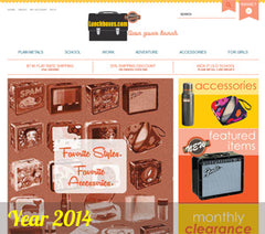 Lunchbox.com in the year 2014