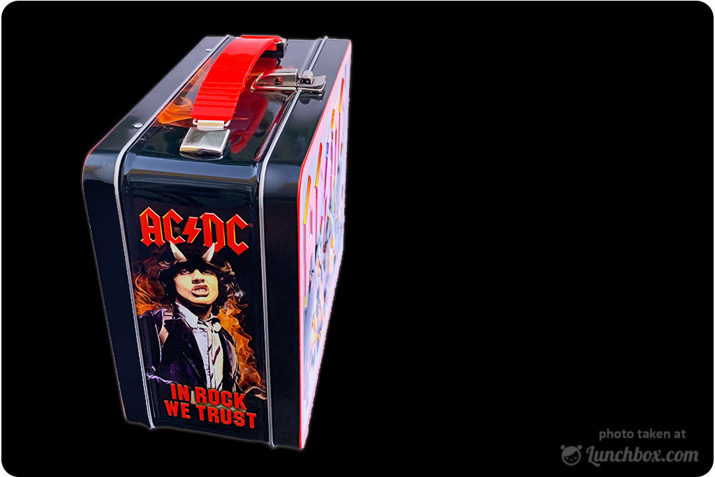 ACDC Lunch Box