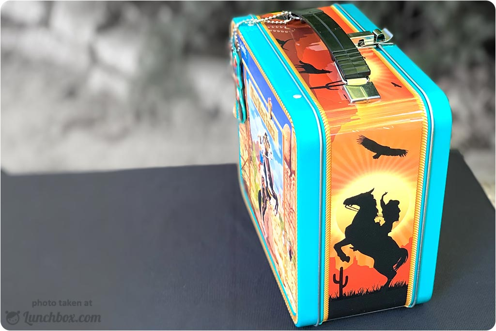 Cowboy Lunch Box