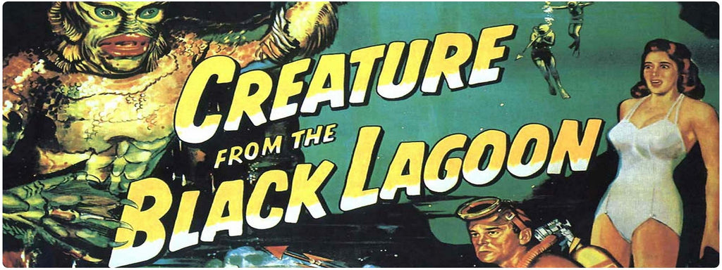 Creature from the Black Lagoon Lunch Box