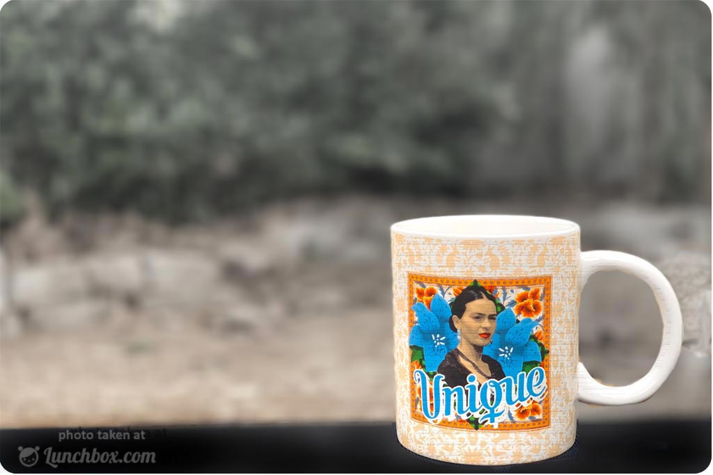 Friday Kahlo Coffee Mug