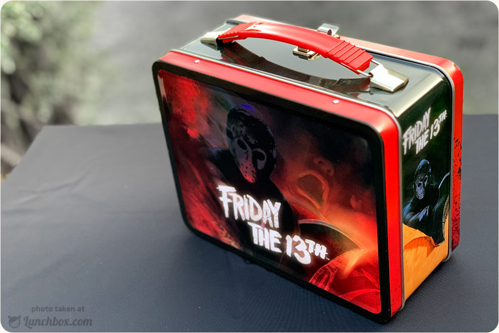 Friday the 13th Metal Lunch Box