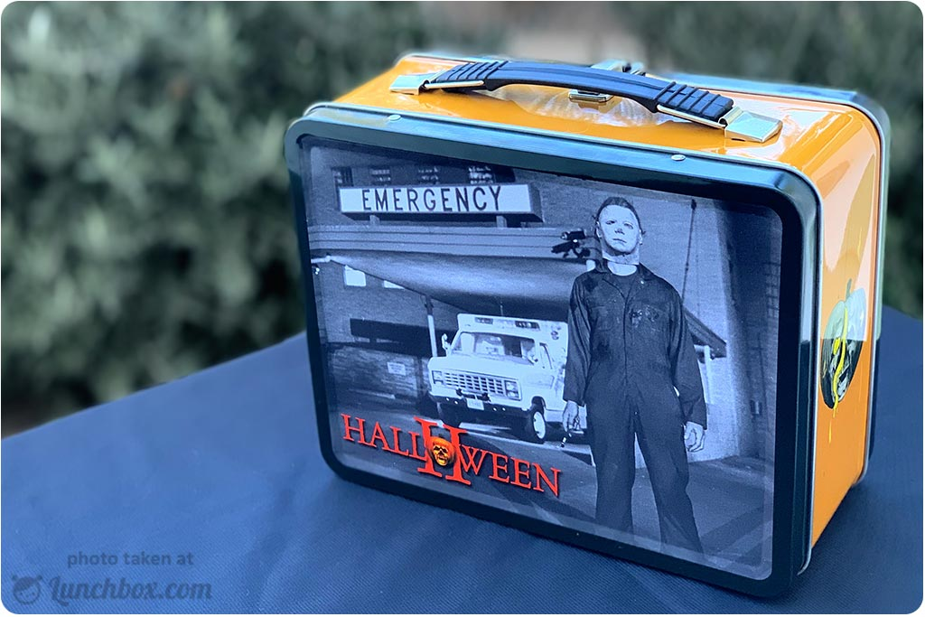 Halloween Vintage Lunch Box
