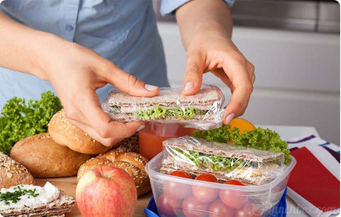 How to Pack a Clean Lunch Box