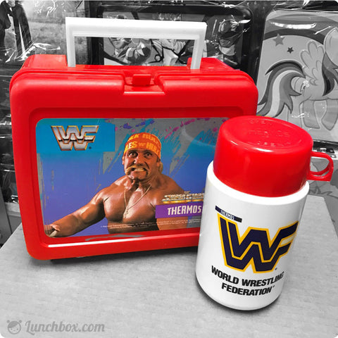 Hulk Hogan Lunch Box