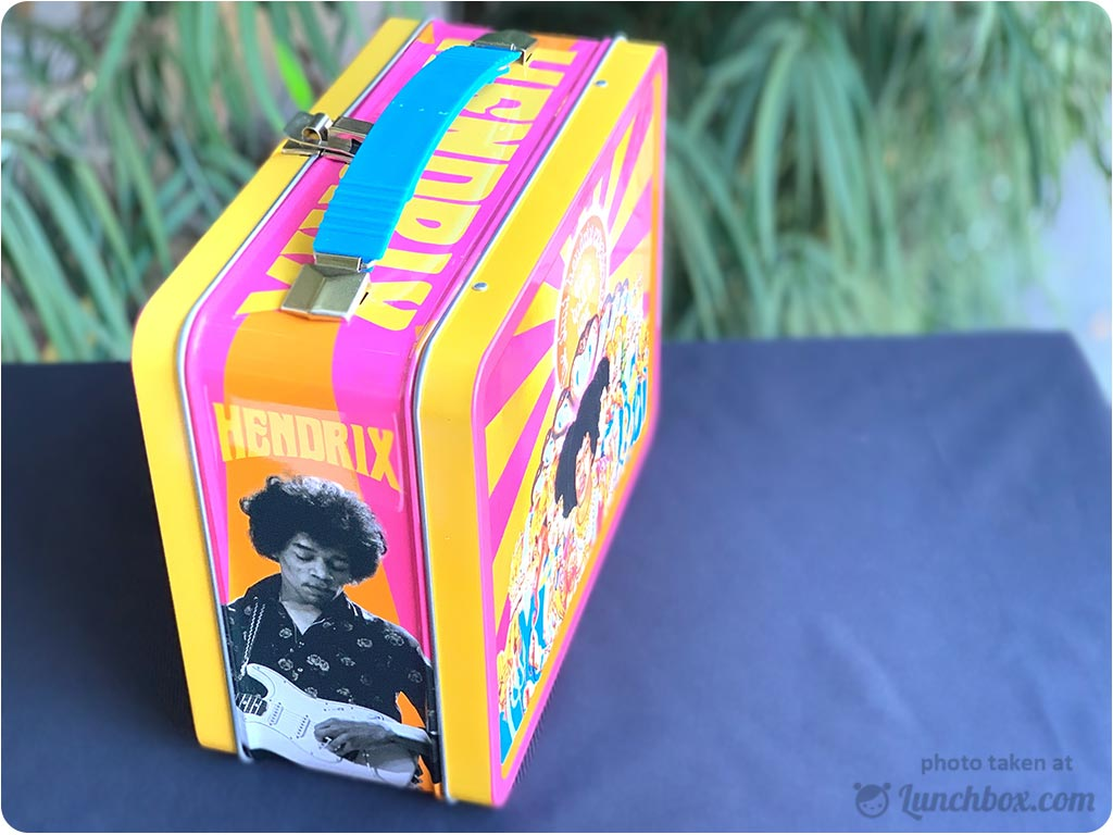 Jimi Hendrix Vintage Lunch Box