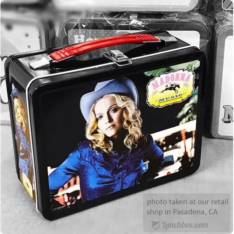 Madonna Lunch Box