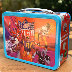 NFL Football Lunch Box