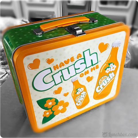 Orange Crush Lunchbox