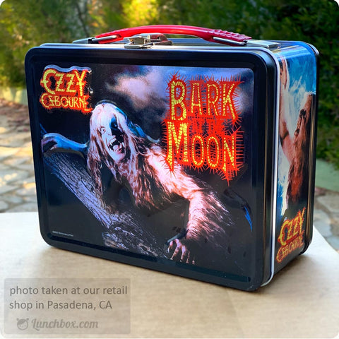 Ozzy Osbourne Lunch Box