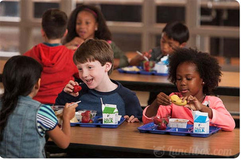 Short Lunch Periods Do Not Serve Students Needs