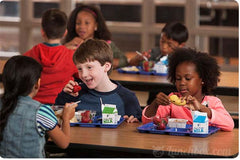 Short Lunch Periods Bad For Kids