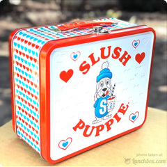 Slush Puppie Lunch Box