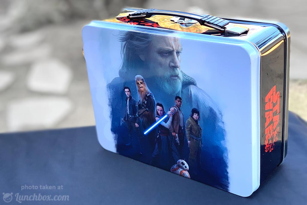 Star Wars Rise of Skywalker Lunch Box