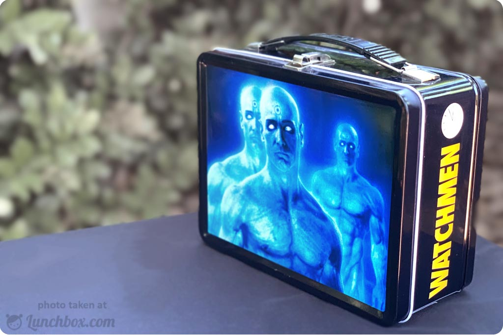 Watchmen Lunchbox