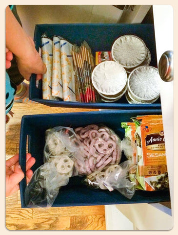 What to Put in Your Kids Lunch Box