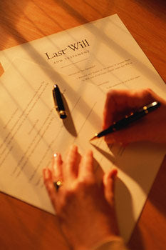 Writing a Will: Yes, Parents, You Need One!