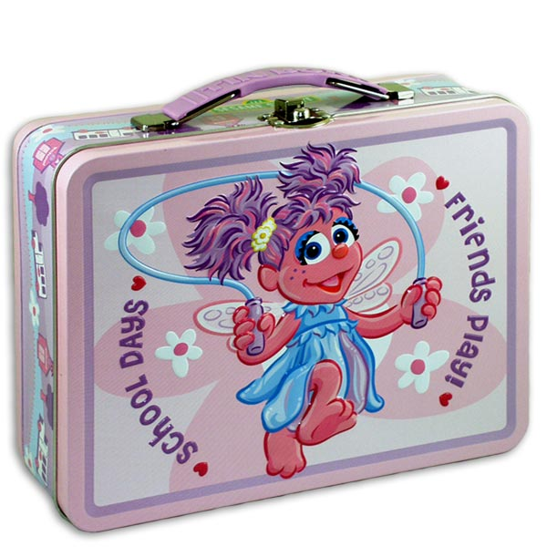 Abby Cadabby - School Days - Snack Box
