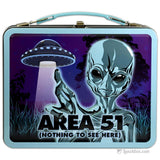 Alien Lunch Box