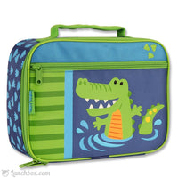Alligator School Lunch Box