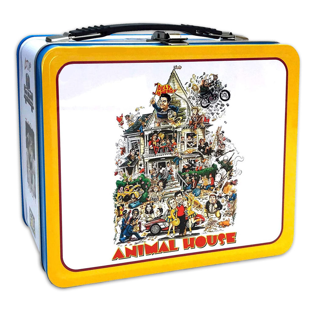 Animal House Lunch Box