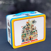Animal House Metal Lunch Box